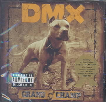 GRAND CHAMP BY DMX (CD)