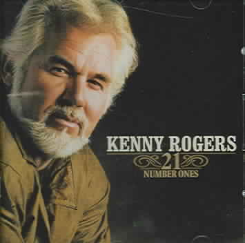 21 NUMBER ONES BY ROGERS,KENNY (CD)